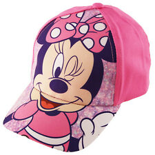 Disney Minnie Mouse Bowtique Cotton Baseball Cap, Toddler Girls, Age 2-4