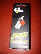 NEW STINGER PRO SPT522 4 GA - 8 GA GAUGE REDUCER PIN SHOC KROME CHROME HOT NR