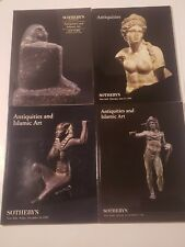 Sotheby's Antiquities And Islamic Art Lot Of 4 1990s