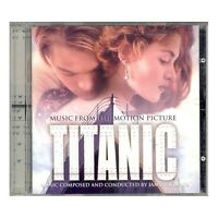 CD Music from the motion picture TITANIC