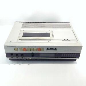 Rare Vintage KENWOOD Top Loading VCR Silver Model KV-901 Video Tape Player PARTS