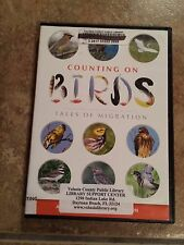 Counting on Birds: Tales of Migration (DVD, 2015, 2-Disc Set)