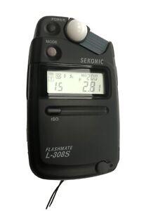 Sekonic Flashmate L-308s Light Meter