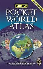 Philip's Pocket World Atlas by Octopus Publishing Group (Paperback, 2016)