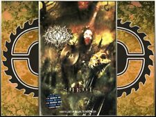 NAGLFAR - Sheol TAPE NEU-MC Black Metal, DISSECTION, LORD BELIAL, DARK FUNERAL