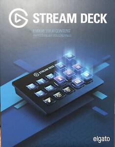 Elgato 10025500 Wireless Stream Deck Keyboard
