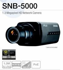 Samsung Ipolis SNB 5000 HD IP Camera NETWORK. DUAL STREAM