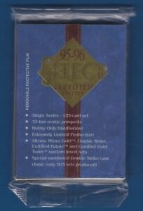 1995-96 Select Certified Edition SAMPLE Sealed PROMO Pack