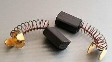 Motorkohle 15x10x6 mm Mit Feder und Kontakt Kabel und Feder NEU Schleifkohle