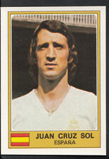 Football Sticker - Panini Euro Football 1976 - No 88 - Juan Cruz Sol - Spain
