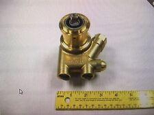 Procon, Model, Plexus Corp., Pump Carb, Brass, 125 Gph, Procon Uk