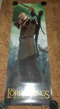 "Legolas Lord of the Rings Poster - Return of the King - 5'2"" x 1'9"" Giant Size"