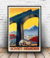 PAINTINGS DRAWING SATIRE KRUSCHEV SOVIET EUROPE ART PRINT POSTER BB8852