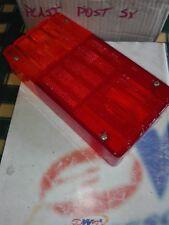 216393 TRASPARENTE PLASTICA Fanale sx Ape TM 703 602 -headlight- Phare- Piaggio