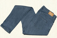 Hiut Denim The Gina Short Run of 120 Womens Slim Stretch Fit Jeans Grey W29 L32
