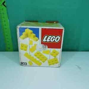 LEGO  803 GIOCO DI COSTRUZIONI  VINTAGE TOY ANNI 80