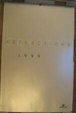 CALENDARIO SWAROVSKI 1999 Introvabile Photo Calendar Art limited