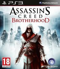 ASSASSIN'S CREED BROTHERHOOD              -----   pour PS3  // EP