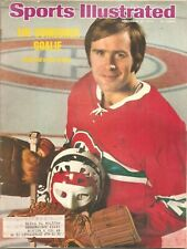 SPORTS ILLUSTRATED~11/25/1974~KEN DRYDEN/MONTREAL CANADIENS~COMPLETE MAGAZINE