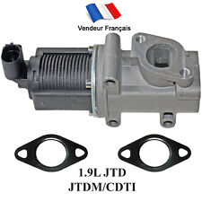 Vanne EGR pour Alfa Romeo 159 1,9 JTDM 115 120 Grande Punto Sedici 1,9l JTD