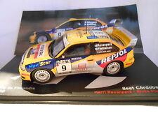 SEAT CORDOBA WRC  N°9 DU RALLYE DE FINLANDE DE 1999