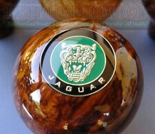 JAGUAR XJ6,XJS,XJ8,XK8,XJR,XKR,XK,S-Type,X-Type Wood Walnut Burl Gear Shift Knob