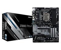 Z390 PRO4 - Asrock Z390 PRO4 motherboard LGA 1151 (Socket H4) ATX Intel Z390