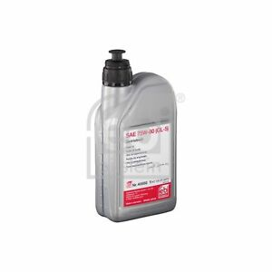 Febi Bilstein 75w-80 75w80 Gearbox Oil GL-5 : 40580 - 1 Litre 1L