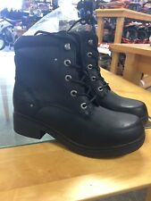 Official Harley Davidson Motorcycle Boots Size 11 Womens