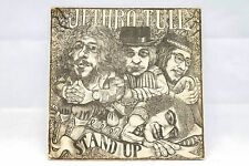 "Jethro Tull - Stand Up 1969 UK Release Pink Island 'eye' Label - 12"" Vinyl LP"