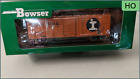 Bowser HO 42722, 40 ft Boxcar, Illinois Cental Gulf, New In Box #400555