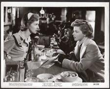 SALLY FORREST Betsy Blair MYSTERY STREET 1950 film noir VINTAGE ORIG PHOTO