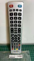 GENUINE BUSH 3D TV Remote Control - SILVER