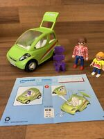 Playmobil 5569 City Car With Mother And Child Car Seat Complete With Manual