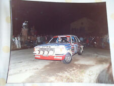 Opel Rallying photo c1978 by Foto Don No 2