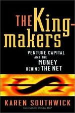 The Kingmakers: Venture Capital and the Money Behind the Net-ExLibrary
