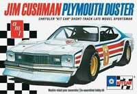 Jim Cushman Plymouth Duster 1/25 scale skill 2 AMT plastic model kit#924