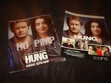 "HUNG 2 Emmy ads Thomas Jane as Ray Drecker, Jane Adams, Anne Heche ""Ho, Pimp"""