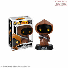 STAR WARS - JAWA VAULTED - POP VINYL FIGURE - FUNKO - BRAND NEW IN BOX
