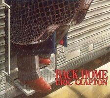 Back Home, Clapton, Eric Limited Edition, Dual Disc