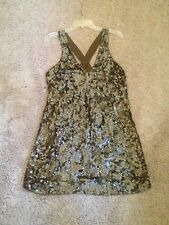 NWT French Connection Sequin Dress 8 $268