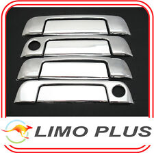 Chrome Door Handle Cover Trim for BMW M3 Z3 318i 525i E34 E36 bm3