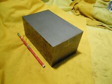 P20 Mold Steel Bar Stock Tool Die Shop Flat Machine 3 18 X 4 14 X 7 14
