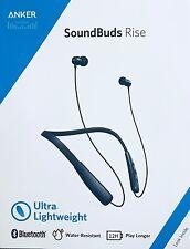 Anker Soundbuds Rise Wireless Neckband Earbuds - Black (A3271Z12)™