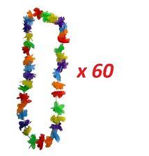 GUIRCA 60 pezzi collane hawaiane standard collana di fiori finti Hawaii