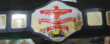 nwa pacific northwest heavyweight championship belt adult size