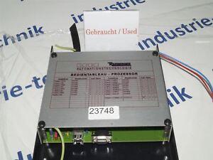 Reitberger Control Panel -