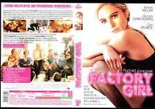 DVD Factory girl   Sienna Miller   Comedie   Lemaus