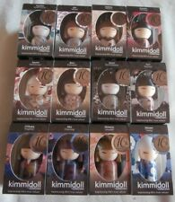 KIMMIDOLL COLLECTION 12 KEYCHAINS TGKK217-TGKK228 NEW RELEASE 08/2017  MINT