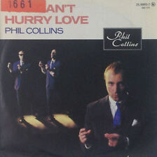 """7"""" Single - Phil Collins - You Can't Hurry Love - S43 - washed & cleaned"""